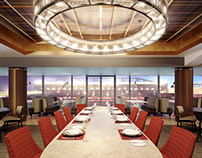 Liverpool FC VIP lounges at Anfield Stadium