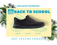 Artwork and Digital - Back to School - Reef 2017