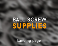 Landing page for Ball-Screw