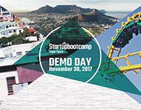 Videos: Cape Town Demo Day