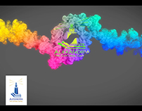 "Motion Graphics Logo ""Alexandria The Cultural Capital"""