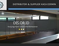 Distributor & Supplier Kaca Cermin
