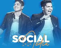 .:Social Media - Jonathan & Adam:.