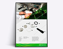 Hospitality spare parts