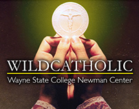 Wayne State College Newman Center Logo