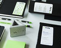 Truly - Branding & UX/UI