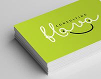 Logo design for Flava Consulting