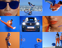 Renault KWIDCLIMBER Car Commercial