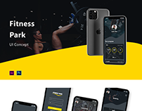 Fitness Park Redesign