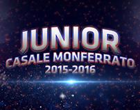 Junior Casale Basket - Poster