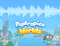 Audio Lead & Sound Design | Poptropica Worlds