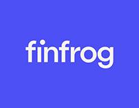 Finfrog - Brand Identity