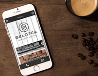 eCommerce App Belotea