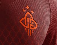 Proposta - Escudo/Uniforme Atlético Clube Goianiense