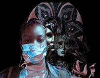 Masks - time and emotion