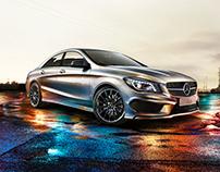 CLA // MercedesBenz