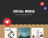 Social Media - Santificado Store