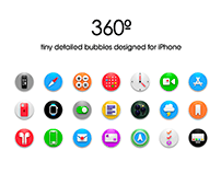 360º Icon Pack