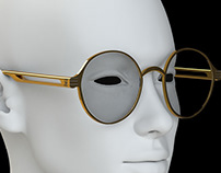 'Josephine, 1963' - Eyewear Glasses Design