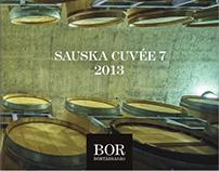 Issue about Sausak Cuveè 7 for Bortársaság