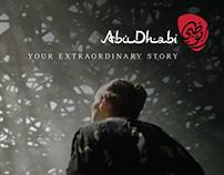 Abu Dhabi Tourism Digital videos