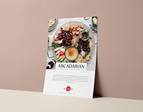Free Modern Brand Flyer Mockup PSD