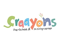 Craayons pre-school branding and website