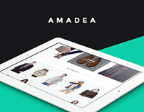 Amadea | Multi-Concept E-commerce Website