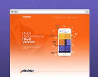 Eserim - Web Page