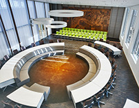 2015: Municipality Conference and meeting room