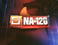 NA - 120 Election Title
