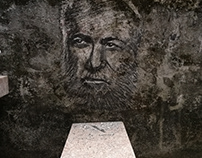 Hemingway Street Art