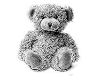 Teddy Drawing