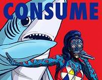 CONSUME: Pop Art Inspired by John Carpenter's THEY LIVE