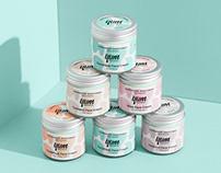 Yum Cosmetics — Identity & Packaging