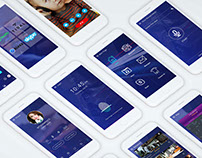 20+ Best Mobile App UI – Free Download