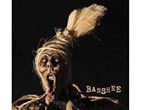 Banshee scupture