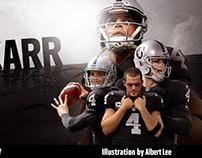 NFL Network: Derek Carr. Leader of a Nation