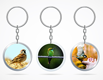 Keychain Design   Birds   Animals   Nature   Cartoons