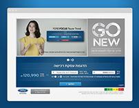 GO NEW: Ford Price Calcultor
