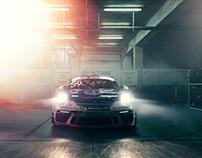Porsche GT3 CUP- IMOLA