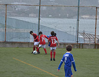 Futebol benjamins