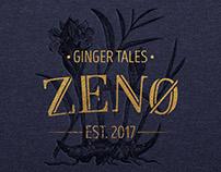 • ZENØ • GINGER TALES