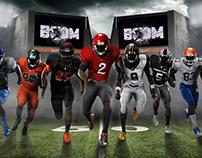 Nike | Pro Combat Uniforms 2010