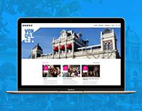 VondelCS Website