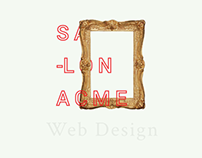 Salón ACME - Website