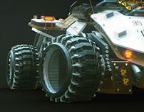 Bear Concept Tank