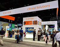 ELSEVIER BOOTH @ HIMSS 2015