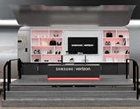 Samsung 837 Retail Mobile Tour