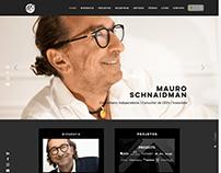 Projeto Mauro Schnaidman - Versão Português